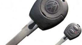 vw sharan remote key